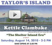 View the Channel 22 broadcast of the clambake